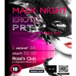 Mask-Night: Erotik Party