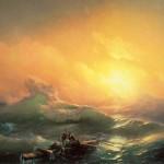 Выставка «Айвазовский и маринисты. Живые полотна»