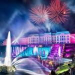 Петергофские фонтаны заработают 16 мая