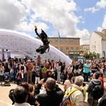 V Международный фестиваль уличных театров