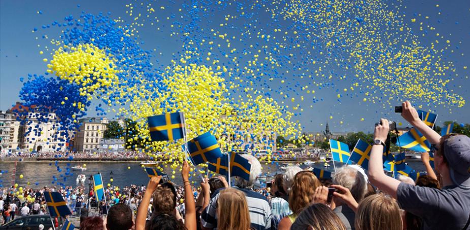 Фестиваль «День Швеции» в Санкт-Петербурге