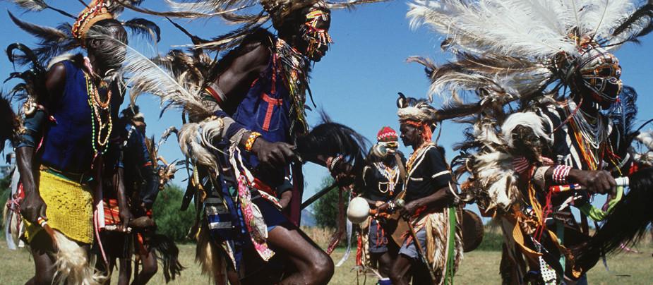 Фестиваль культуры Африки в Петербурге