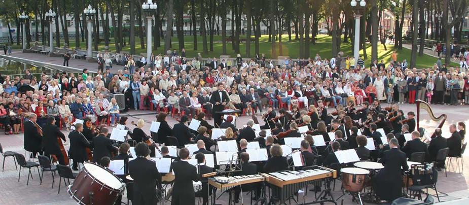 Международный фестиваль «Опера — всем» спб
