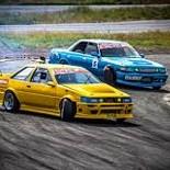 Дрифт-гонки в Шушарах