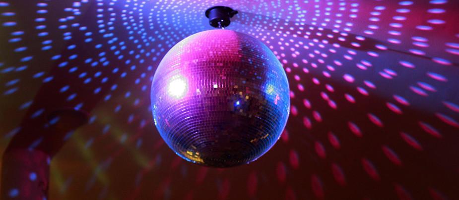 Большая дискотека 90-х в Санкт-Петербурге