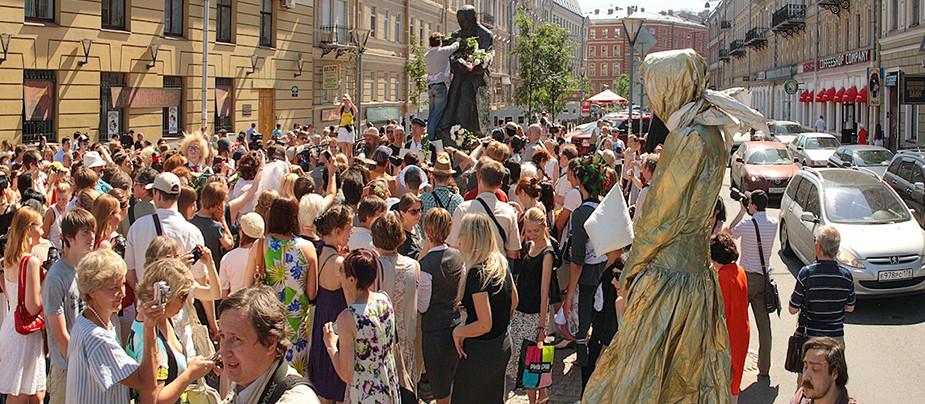 День Достоевского 4 июля 2015 в Петербурге