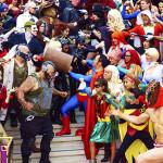 10-й фестиваль популярной культуры AVA Expo 2015
