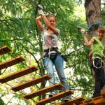 На Елагином острове откроется веревочный парк