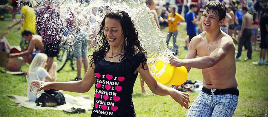 Фестиваль воды СПб