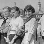 Выставка работ советских фотографов
