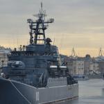 День военно-морского флота в 2015 году в Санкт-Петербурге