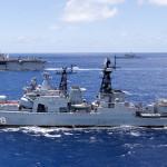 Международный военно-морской салон СПб 2015