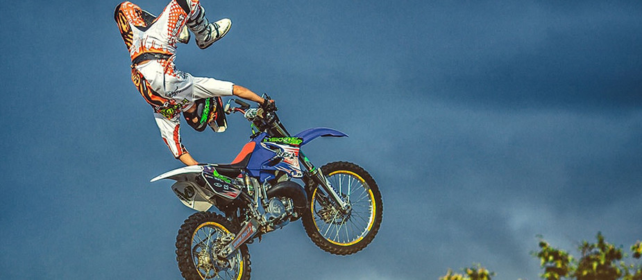 Мотофристайл-битва Adrenaline FMX Riders Петербург 2015