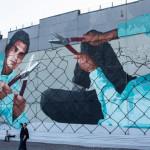 Открытие нового сезона в музее уличного искусства