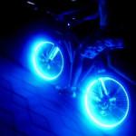 Велокарнавал Яркая ночь в СПб