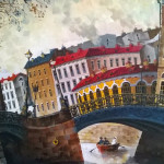 Выставка Прогулка по Санкт-Петербургу