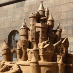 XIV Международный фестиваль песчаных скульптур в СПб