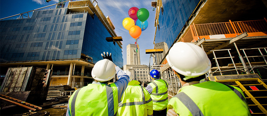 День строителя в Санкт-Петербурге 2015