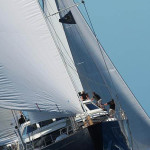 Шестой этап международной парусной регаты Extreme Sailing Series