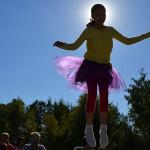 """Цирковой фестиваль """"Летающие дети"""""""
