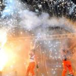 Фестиваль огненных искусств - Живые Огни