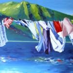 «Продлевая лето». Выставка работ Марины Фёдоровой