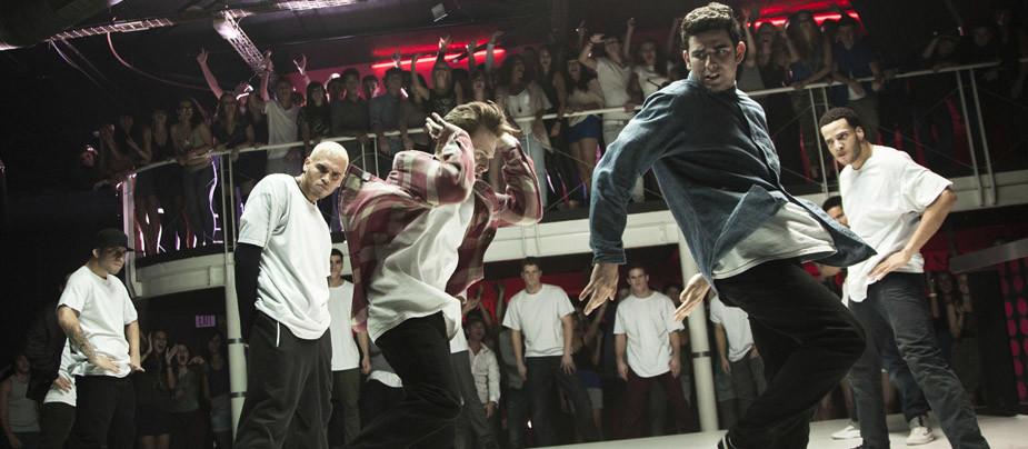 Танцевальное шоу Red Bull Beat Battle