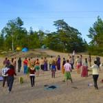 Осенний праздник Йоги и Искусств - фестиваль YogArt