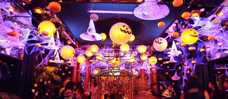 Самый страшный Halloween 2015