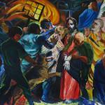 «Страсти». Выставка Дмитрия Марголина
