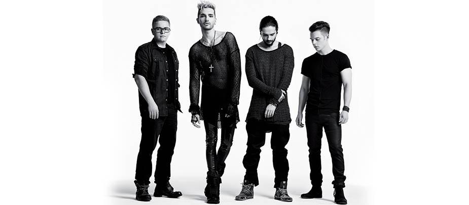 Tokio Hotel с новым альбомом Kings of Suburbia