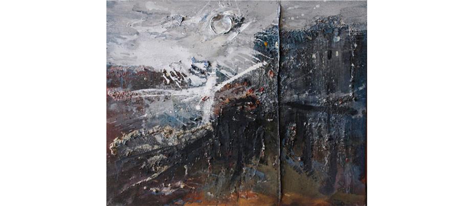 «Топография». Выставка Валерия Лукки