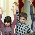 Концерт для детей «Сказка о потерянном времени»