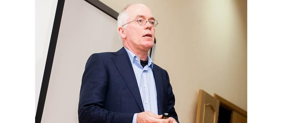Лекция Эверта Верхагена в Высшей школе экономики