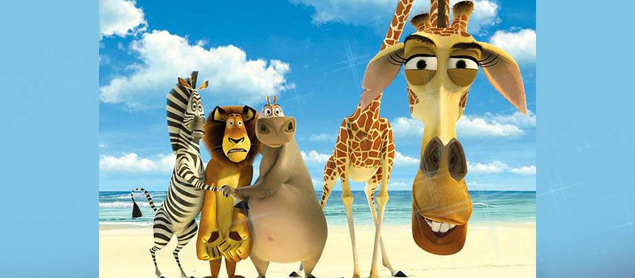 """Новогоднее цирковое шоу """"Мадагаскар. Новогоднее путешествие"""""""