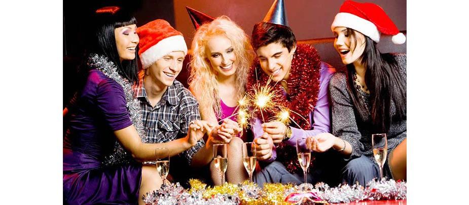 Новый год в пространстве «Типичный Питер»