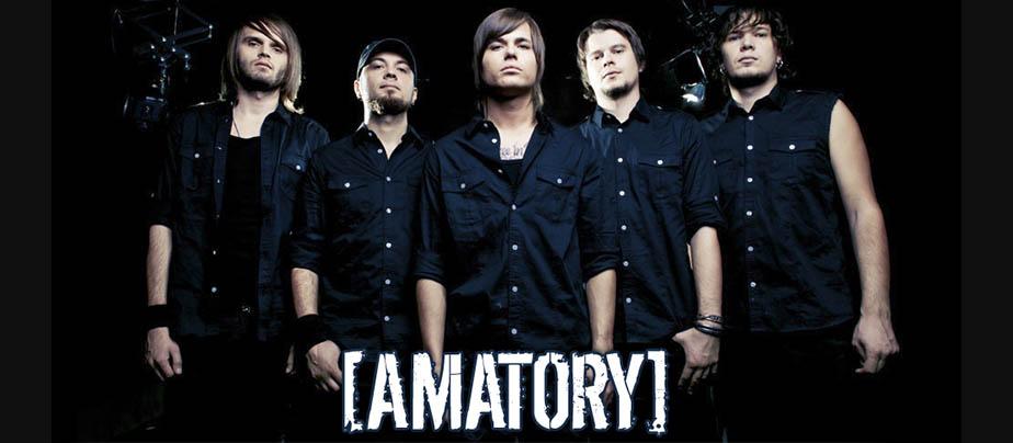 Презентация альбома и все хиты группы Amatory