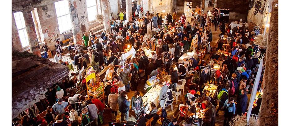 Рождественский Благотворительный Маркет в Анненкирхе