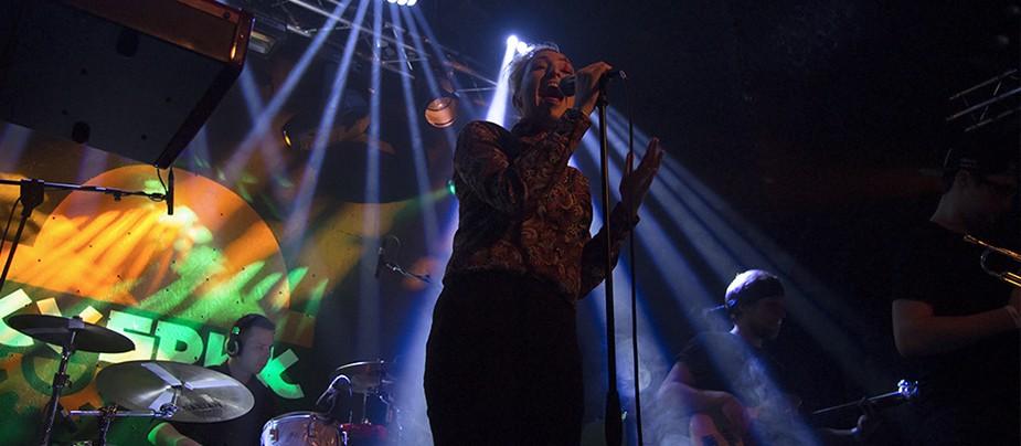 Alina Os с сольным концертом. Фотоотчет