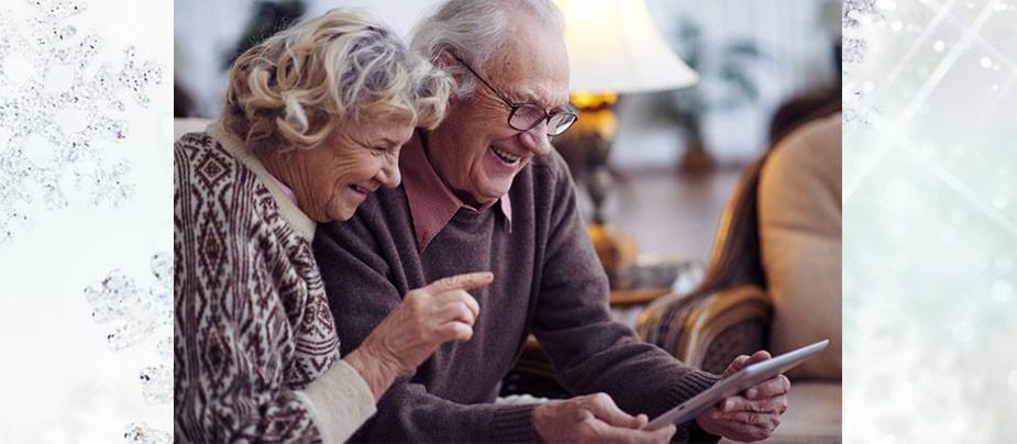 Сбор подарков для одиноких бабушек и дедушек