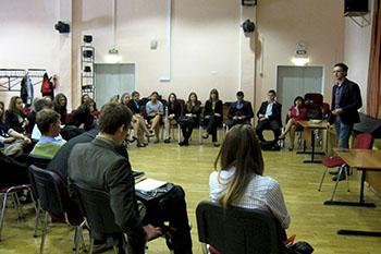 В Санкт-Петербурге начала работать горячая линия для молодых предпринимателей.