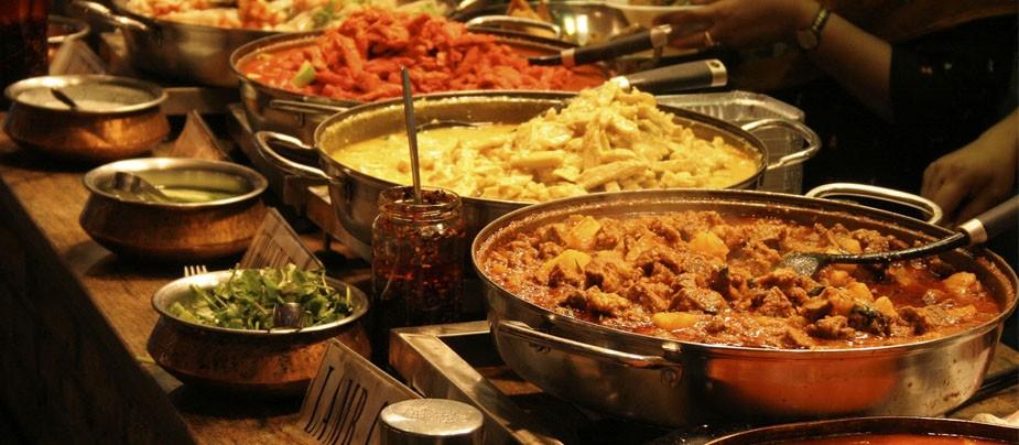 Индийские рестораны в Санкт-Петербурге