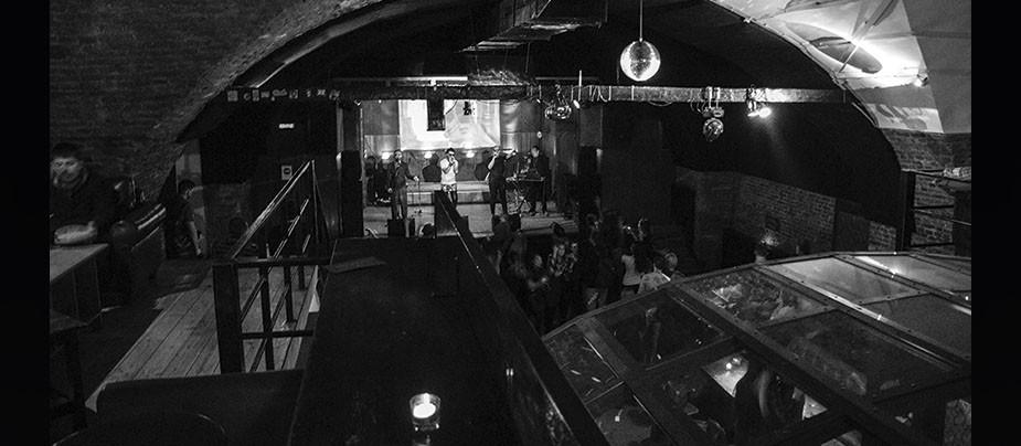 Концерт группы Папин клатч - фотоотчет