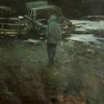 «Василиса в Стране Чудес». Выставка Александра Грекова