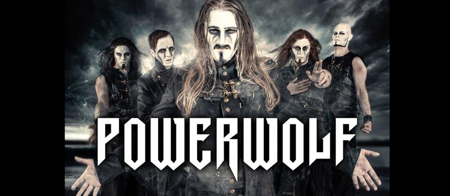 Концерт POWERWOLF (GER) в «Зале Ожидания»