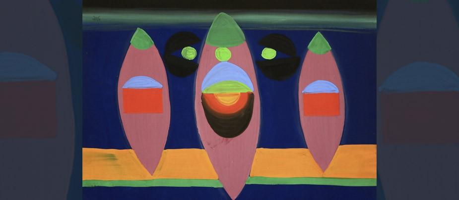 «Край бунтарей. Современное искусство Владивостока. 1960–2010-е»