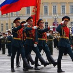 День Победы-2016 в Санкт-Петербурге