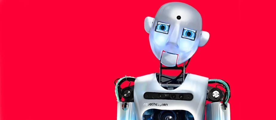 Выставка Бал роботов в Санкт-Петербурге