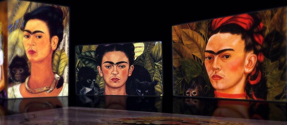 «Фрида Кало - Ожившие полотна»