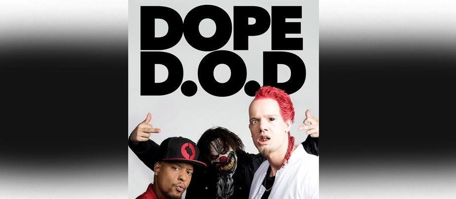 Концерт Dope D.O.D. в Aurora Concert Hall